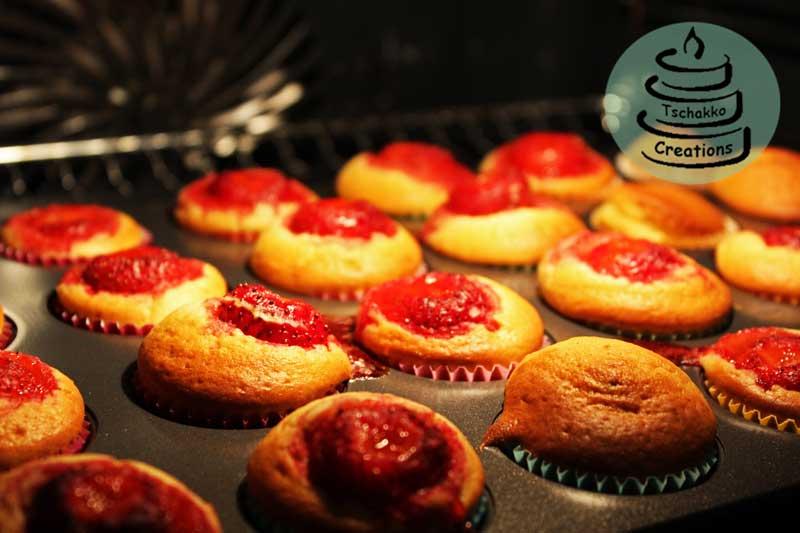 halloween muffins backen monster cupcakes backen. Black Bedroom Furniture Sets. Home Design Ideas