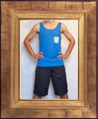 Men's Singlet and Shorts