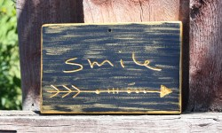 Sign, Smile