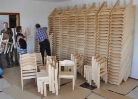 Stühle für Kindergärten Rayon Wetka