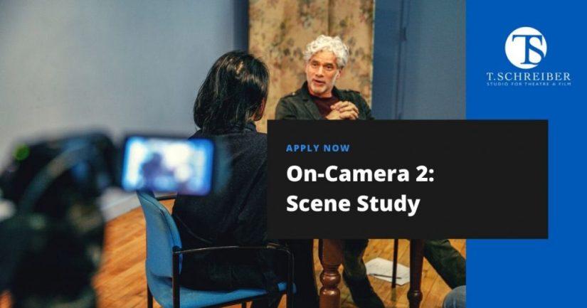 On camera Scene Study NYC