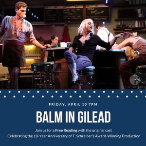 Balm in Gilead Reading
