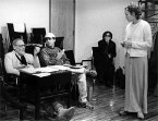 Terry directs 1997 production of The Seagull.