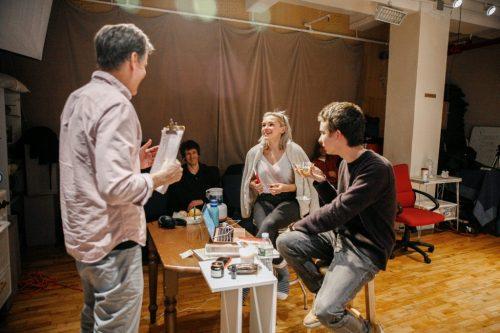 T. Schreiber Summer Acting Intensives Peter Jensen