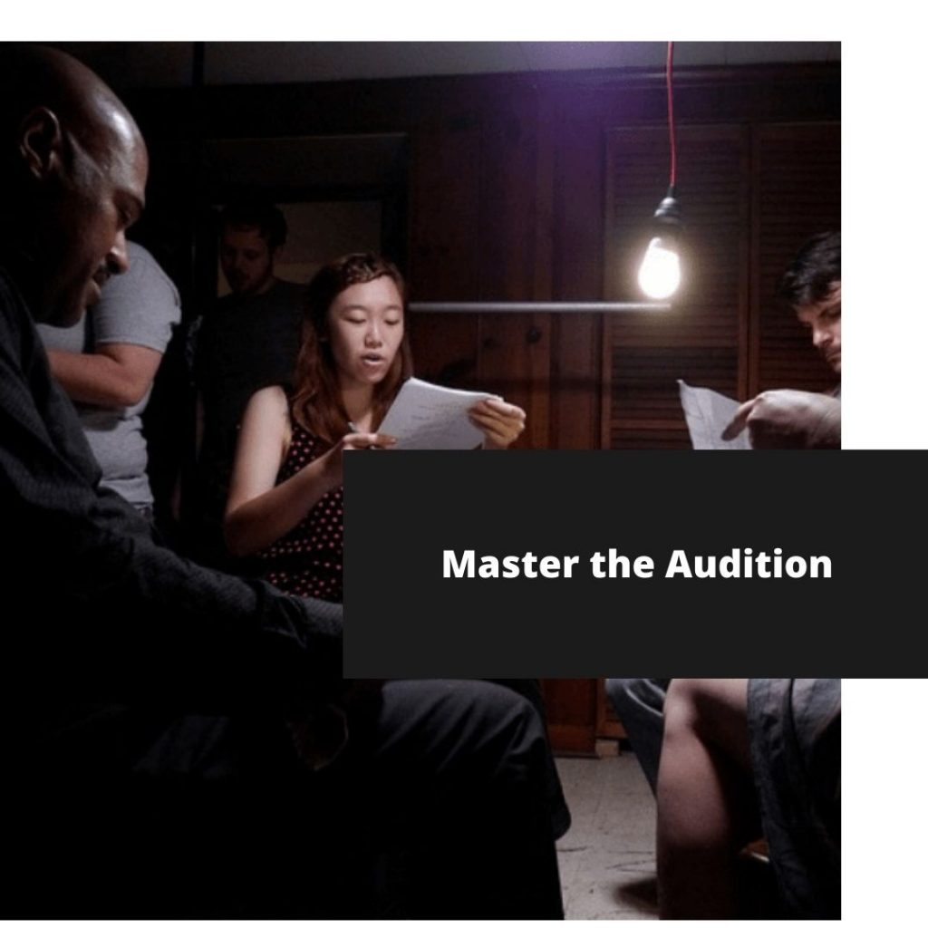 MASTER THE AUDITION: BOOK THE JOB