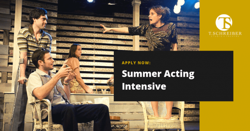 Summer Acting Intensive Acting Classes NYC Learn How to Be an Actor Acting Coach