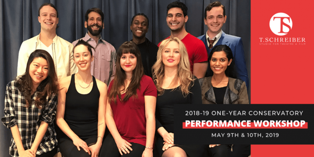 T. Schreiber 2019-19 One Year Performance Workshop