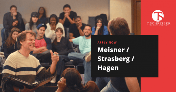 Meisner, Strasberg, Hagen Acting Technique, Acting Classes in NYC, Learn How to Be an Actor, Acting Coach and Private Acting Lessons