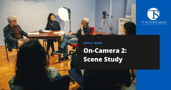 T. Schreiber NYC Acting Classes On-Camera Scene Study Intermediate Advanced Acting for TV or Film