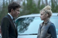 Jason Bateman; Julia Garner film still from Ozark