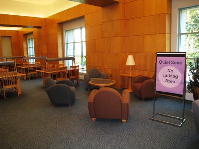 Best Study Spaces  Topeka  Shawnee County Public Library