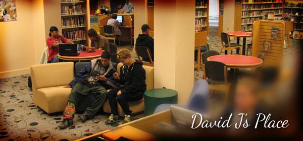 David Js Teen Room  Topeka  Shawnee County Public Library