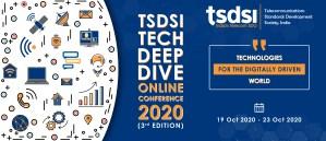 TSDSI Tech Deep Dive 2020 Banner Final