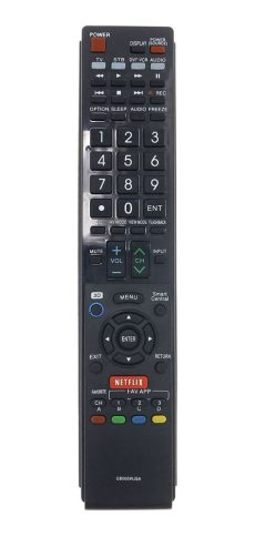 codigos de control universal para tv sharp remoto para tv sharp gb005wjsa 389 00 en mercado libre