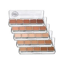 rcma foundation palette rcma foundation palette cosmetics from guru makeup emporium uk