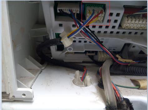 lavadora 7mwtw1603aw0 exprime centrifuga yoreparo