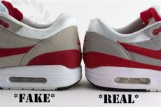 how to spot nike air max shoes kicks guide - Nike Air Max Replica Vs Original