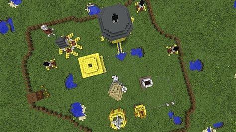 backyard monsters minecraft project