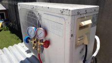 como saber si le falta gas al aire acondicionado split como saber si al equipo de aire split le falta gas