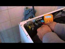 como comprobar la bobina electrica de una electrovalvula agua lavadora - Como Probar Electrovalvula De Lavarropas
