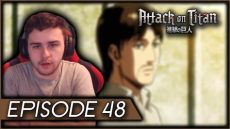 attack on titan season 3 episode 11 discussion attack on titan season 3 episode 11 quot bystander quot live reaction review