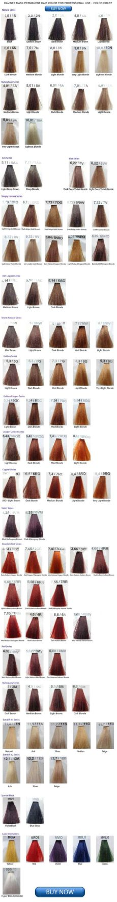 davines mask with vibrachrom color chart davines mask permanent hair color swatch book