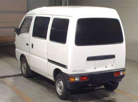 suzuki carry kei micro van street legal classic