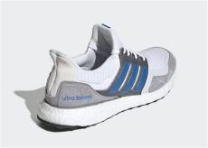 shop for adidas ultra boost s l white blue ef0723 sale at netwhilesale - Ultra Boost 40 White Blue