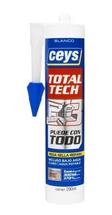 pegamento para tapar fugas de agua adhesivos selladores total tech ceys