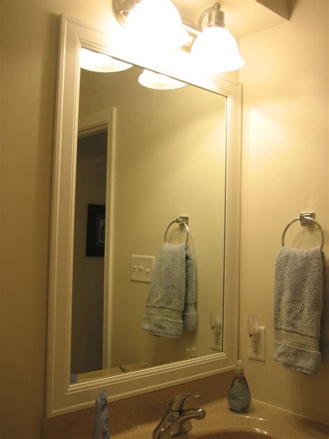 elizabeth framing bathroom mirrors