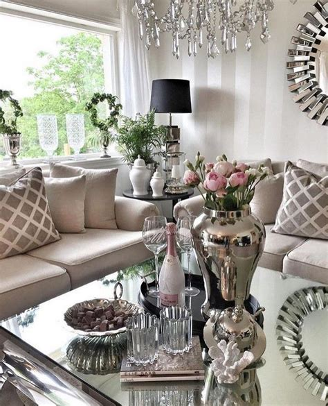 10 dazzling glam decorating ideas home leni