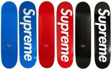 supreme skateboard deck this that and the other supreme history of skateboard decks