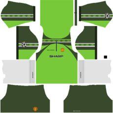 dls kit manchester united classic kits league soccer kit manchester united 1999 dls 16