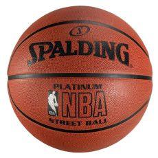 balon de basquetbol chedraui spalding nba platinum basketball