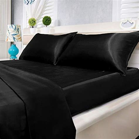 top 10 satin sheets buy 2019 toptenz