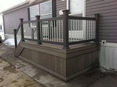 veranda composite decking review home design ideas - Veranda Composite Decking Reviews