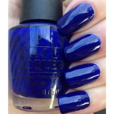 don s nail obsession opi brights collection 2015 swatches review - Dark Blue Opi Polish