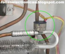 para que sirve el bimetalico de un refrigerador c 243 mo probar bimetal mabe bimet 225 lico fallaselectronicas