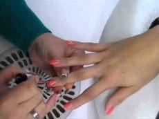 uv nagellack anleitung vylet nails uv nagellack anleitung mit nailart p 252 nktchen nded de