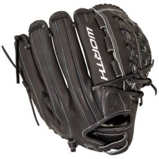 worth liberty advanced softball glove cheapbats closeout worth la125bl liberty advanced series fastpitch softball glove 12 5