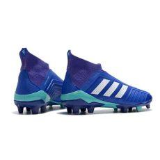 botines de futbol adidas predator botas de f 250 tbol adidas predator 18 fg azul blanco