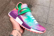 pharrell williams adidas hu holi nmd new photos of the pharrell x adidas nmd hu quot trail holi quot pack emerge