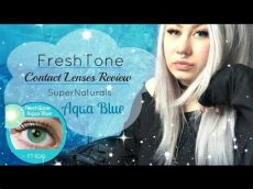 freshtone contact lenses review review freshtone aqua blue contact lenses supernaturals
