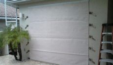hurricane fabric shutters hurricane fabric shade and shutter systems new massachusetts cape cod island