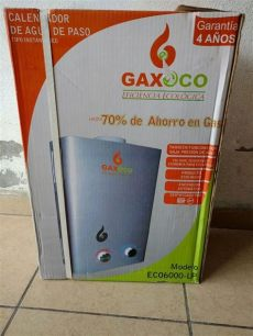boiler de paso gaxeco eco 6000 lp y redugax rg6 lp 970 00 en mercado libre - Gaxeco Boiler Precio
