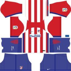 dls 18 kits atletico de madrid kits fts 15 y dls 16 la liga 2016 17