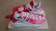 adidas pharrell nmd hu china pack passion red adidas pharrell nmd hu china pack sneaker unboxing