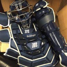 marucci catchers gear set review batdigest - Marucci Catchers Gear Review