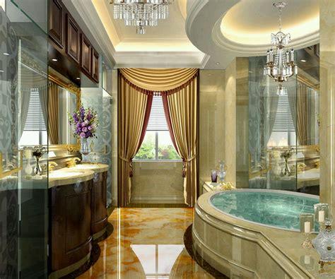 luxury modern bathrooms designs decoration ideas home designs