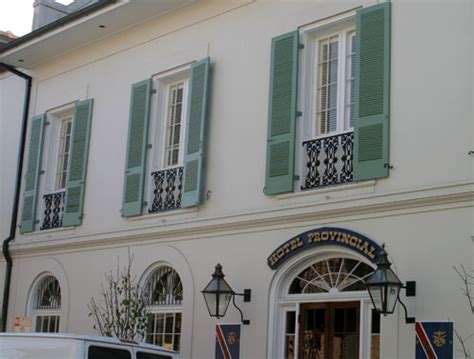find haunted hotels orleans louisiana hotel provencial orleans